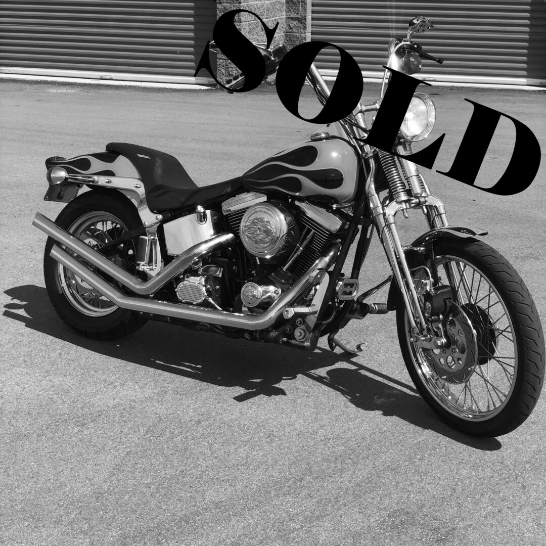 1998 Harley-Davidson Springer Softail