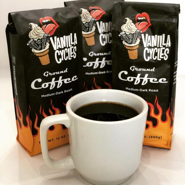 Vanilla Cycles Coffee