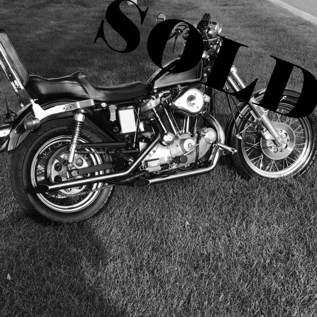 1980 Harley-Davidson XLCH